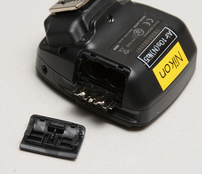 【Air10s・Air1・AirR】電池蓋が取れたとき