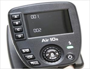 nissin air10s ファームウェア