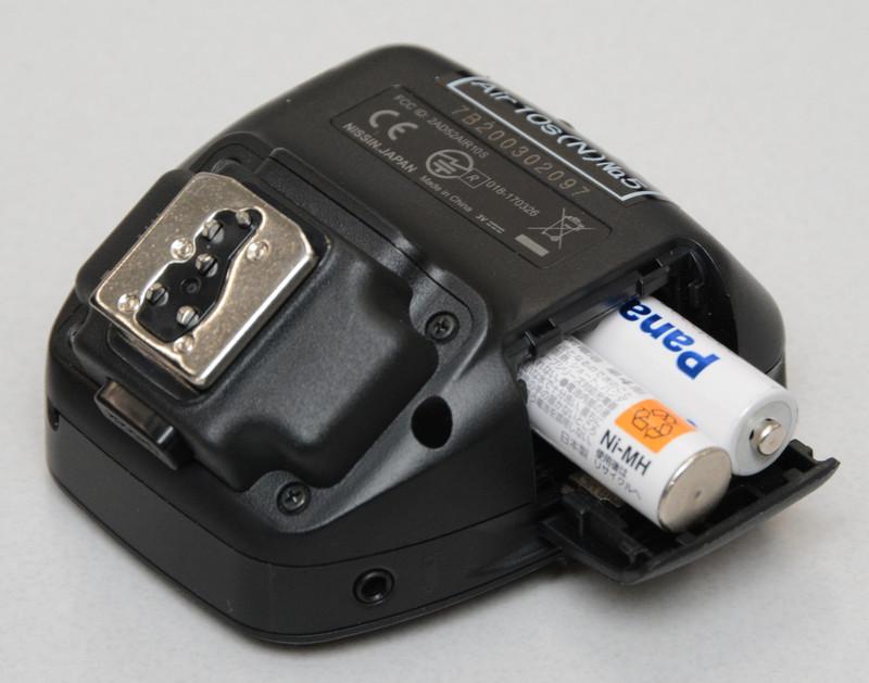 【Air10s・Air1・AirR】電池の入れ方