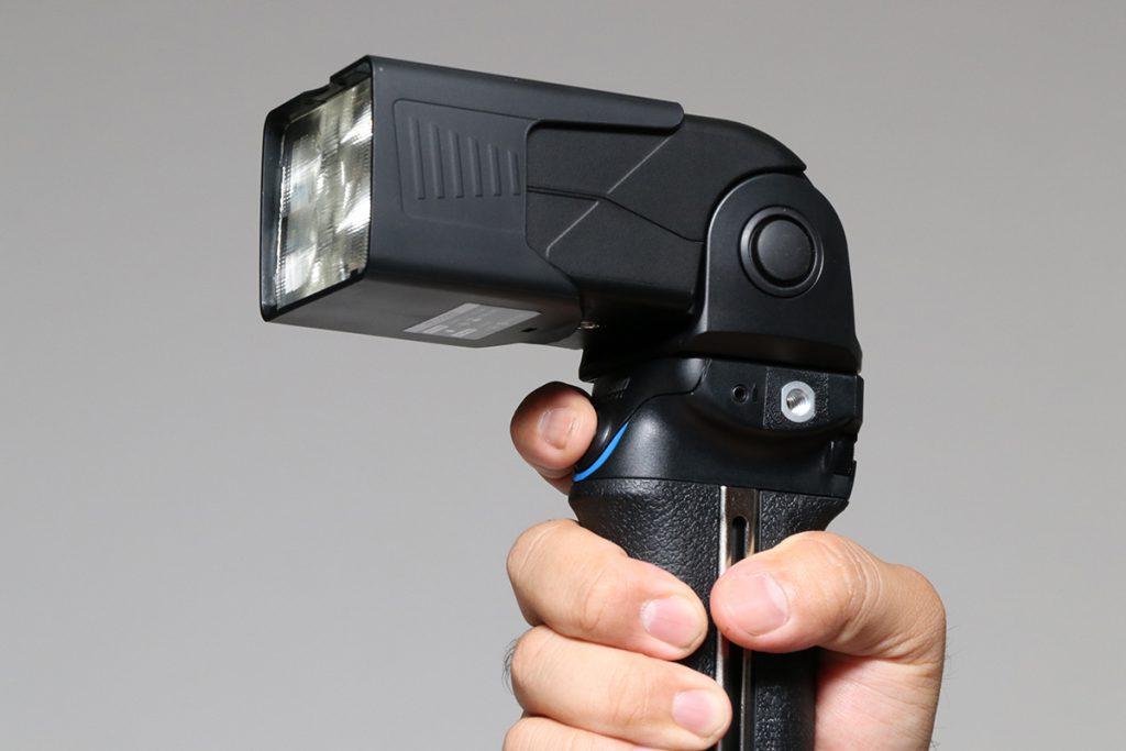 【MG10・MG8】リモートシャッターモード時の光量調整は、どの発光グループで行いますか?