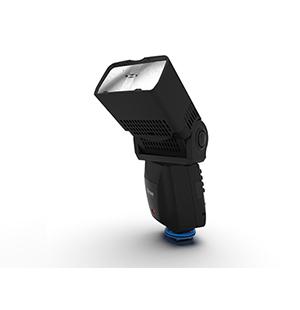 【新製品情報】電波式コマンダーとレシーバー機能内蔵 高耐熱クオーツ管搭載クリップオンストロボ スピードライト「MG80」2019年夏に発売