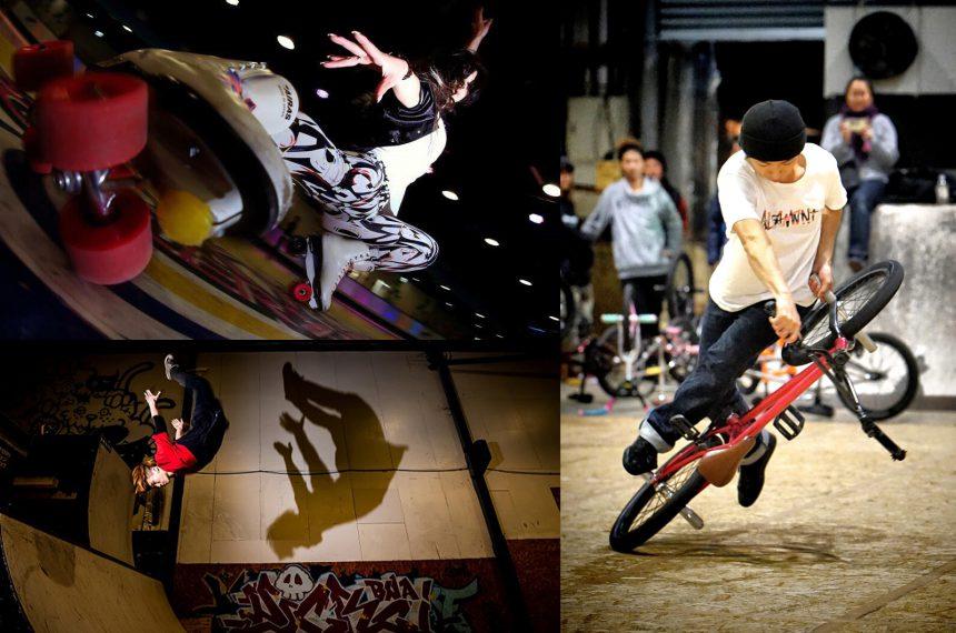 2020年1月13日(月祝)開催:【動きモノ】初級ストロボ講座~BMX編~@ニッシンスタジオ